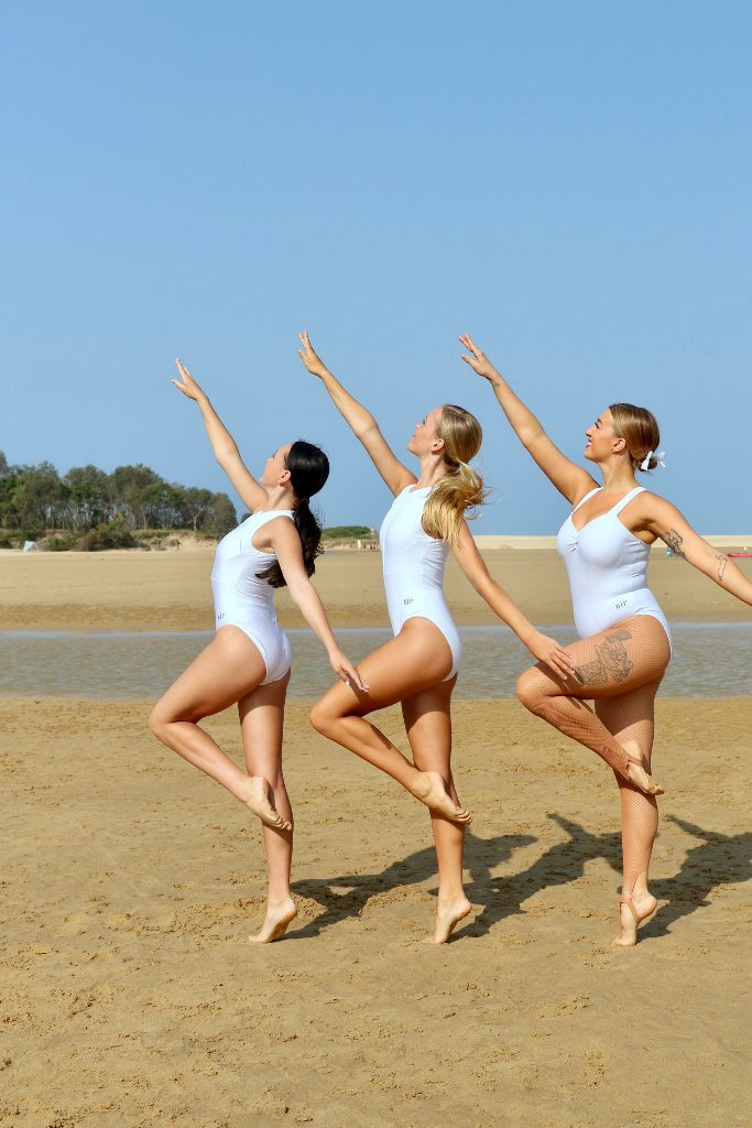 template physie - girls dance